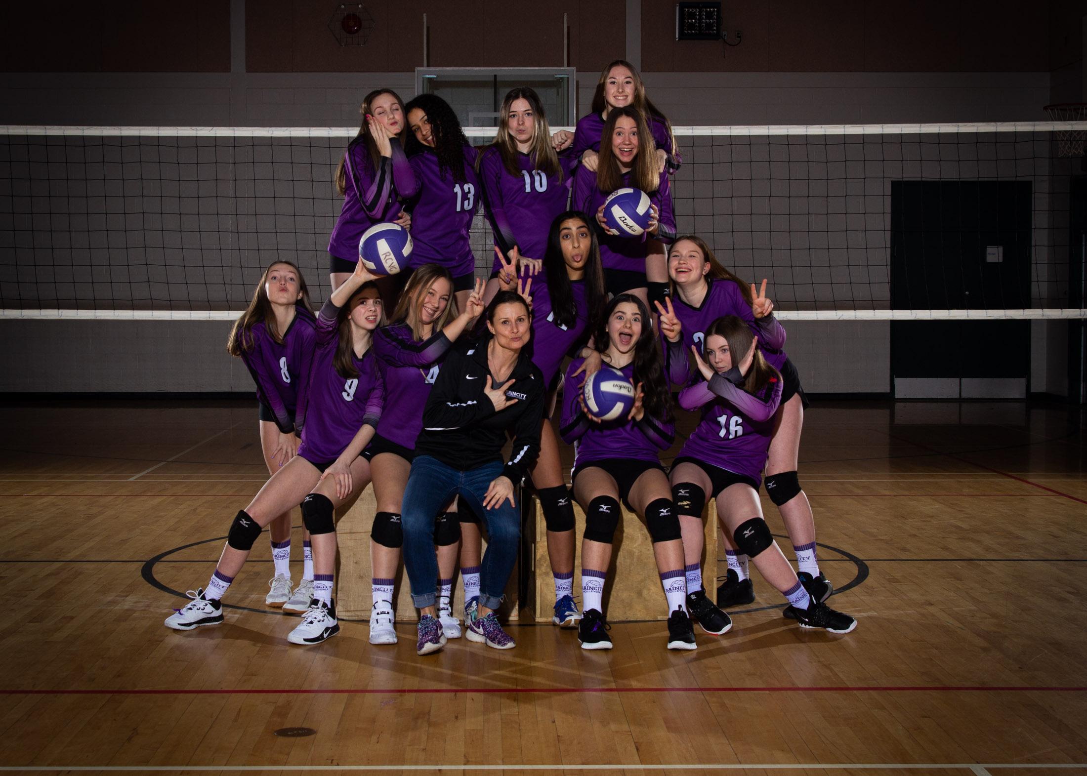 Raincity Volleyball Club